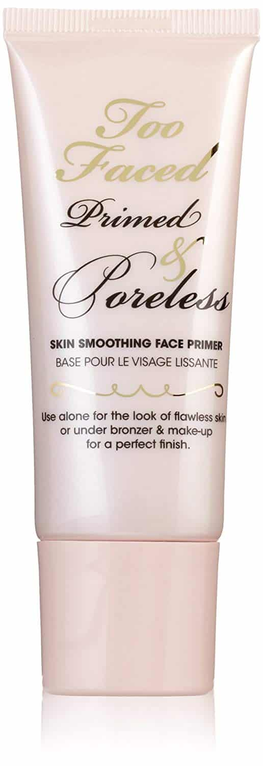 Too Faced Primed & Poreless Skin Smoothing Face Primer Review