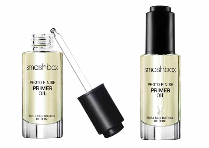 Smashbox Photo Finish Oil Review - Oil Controlling Primer