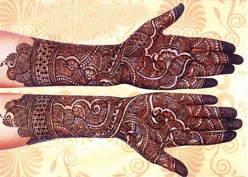 Bridal Mehandi 1