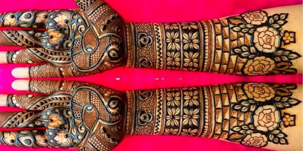 Bridal Mehandi 2
