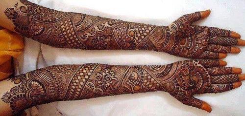Bridal Mehandi 3