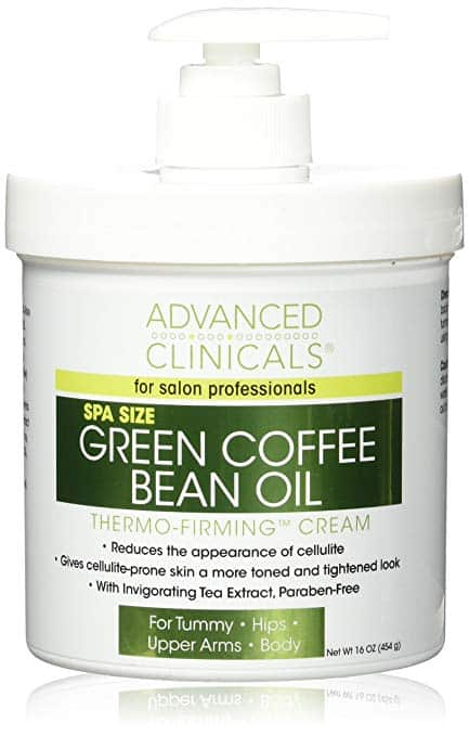 Green Coffee Bean Extract Slimming Cream Review