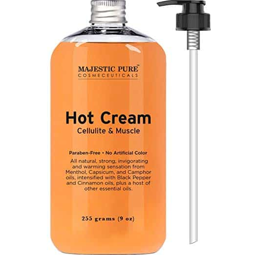 Majestic Pure Anti Cellulite Cream Review