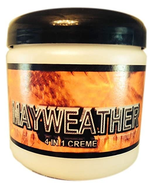 Mayweather Weight Loss Cream Review