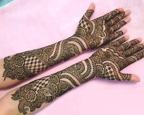 Pakistan Mehandi Design 2