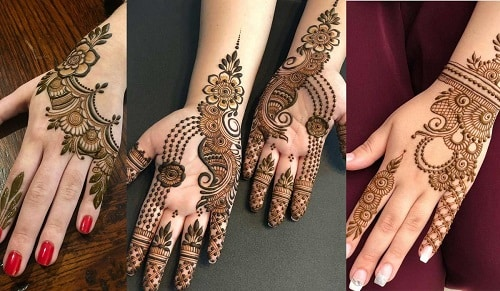 Pakistan Mehandi Design 4