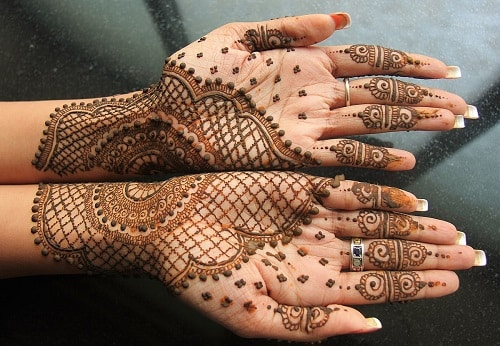 Pakistan Mehandi Design 5