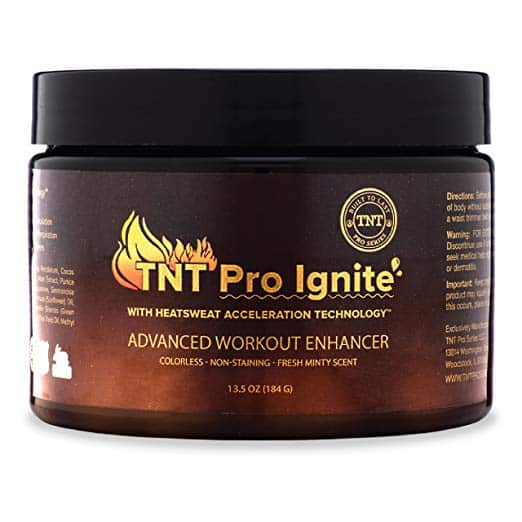 TNT Pro Ignite Stomach Fat Burner Body Slimming cream Review