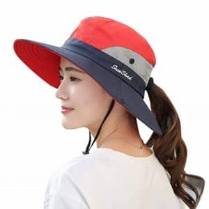 Muryobao Women's Outdoor Fishing Hat