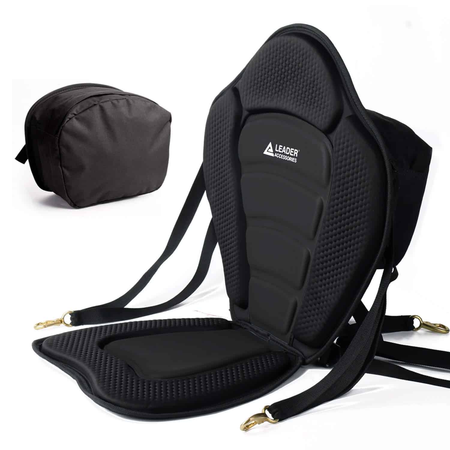 Leader Accessories Luxury Kayak Boat Seat