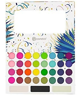 BH Cosmetics Pressed Pigment Eyeshadow Palette