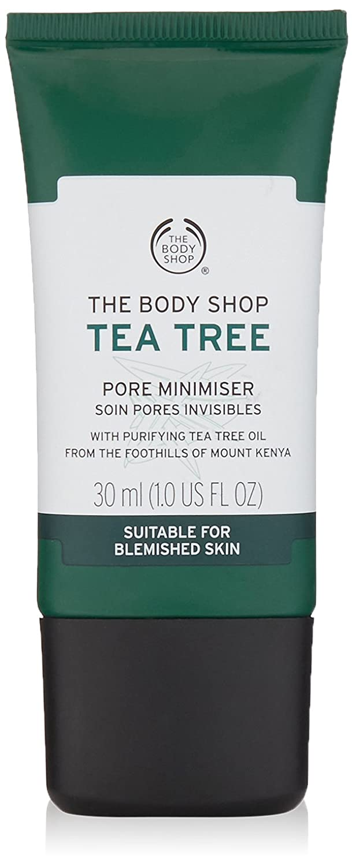 Body Shop Tea Tree Pore Minimiser Review