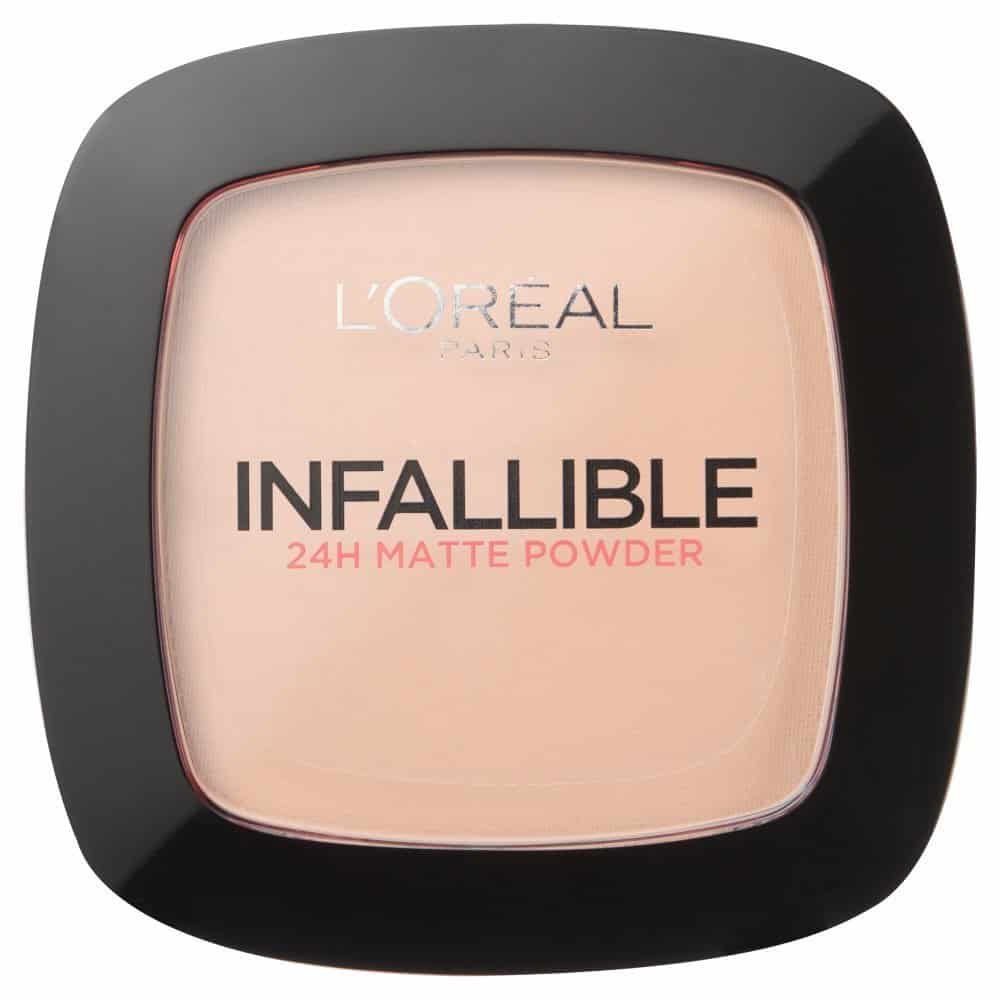 Infallible Powder Foundation Compact by L'Oreal Paris Review
