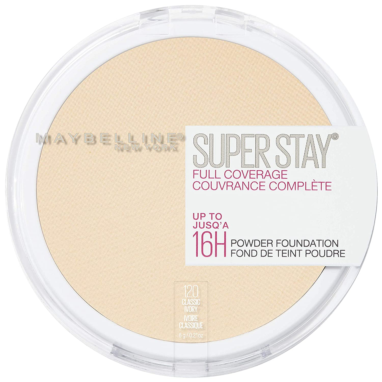 Maybelline New York Super Stay Full Coverage Powder Foundation Reviews