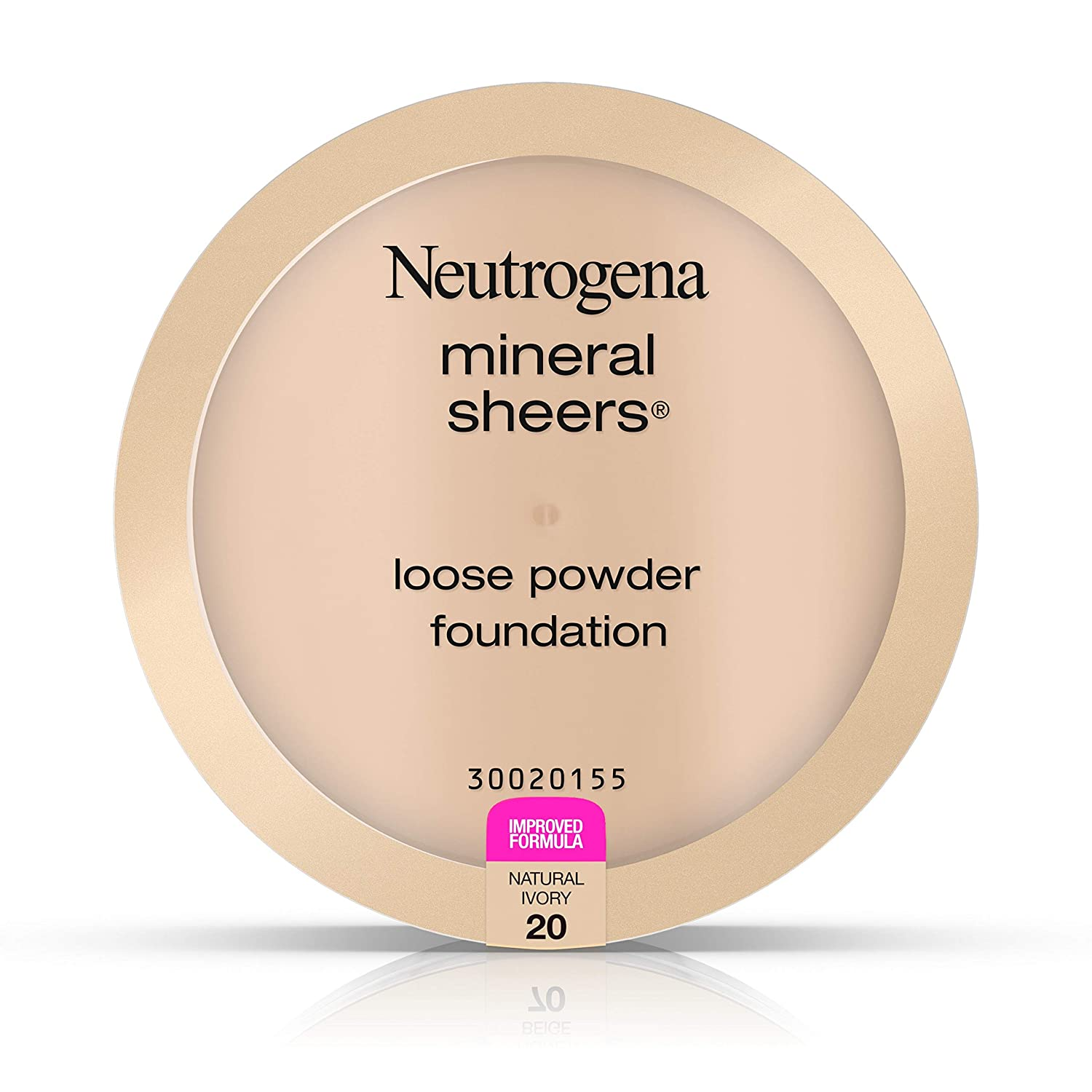 Neutrogena Mineral Sheers Lightweight Loose Powder Makeup Foundation