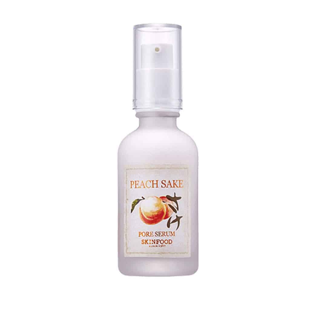 Skin Food Peach Pore Refining Serum Review