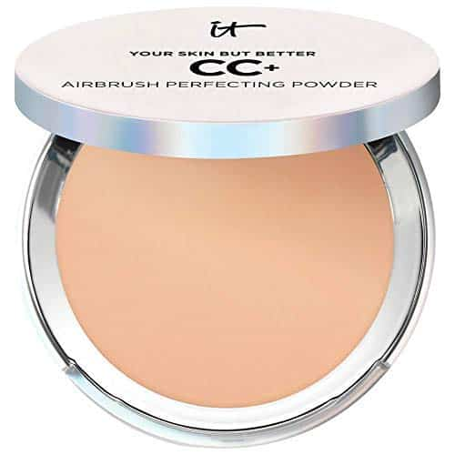 iT Cosmetics Your Skin but Better CC+ Airbrush Perfecting Powder Reviews