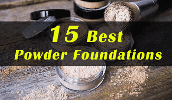 15 Best Powder Foundations Of 2021 – Top Picks With Detailed Reviews