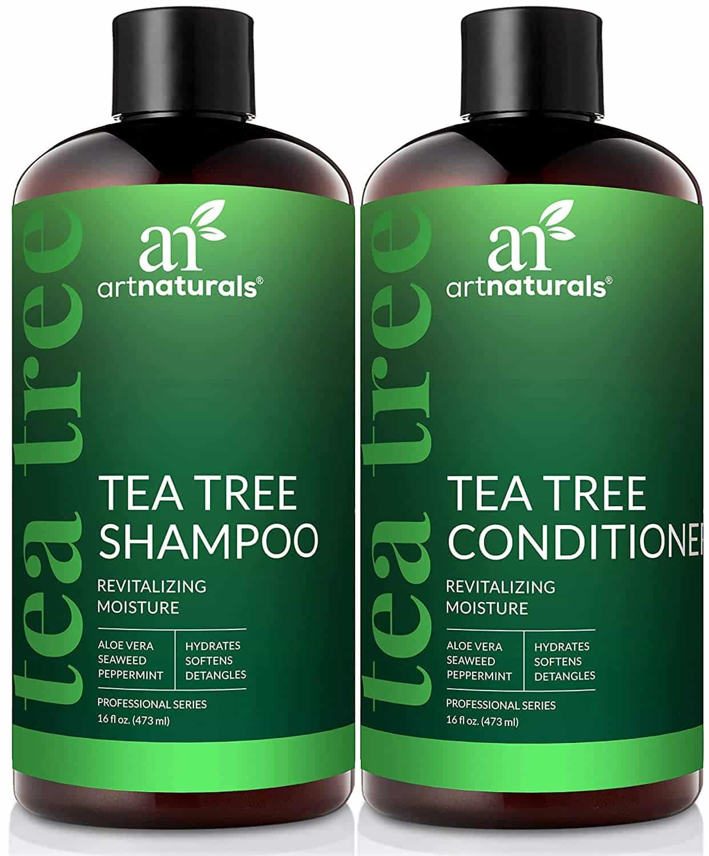 ArtNaturals Tea Tree Shampoo and Conditioner Set Review