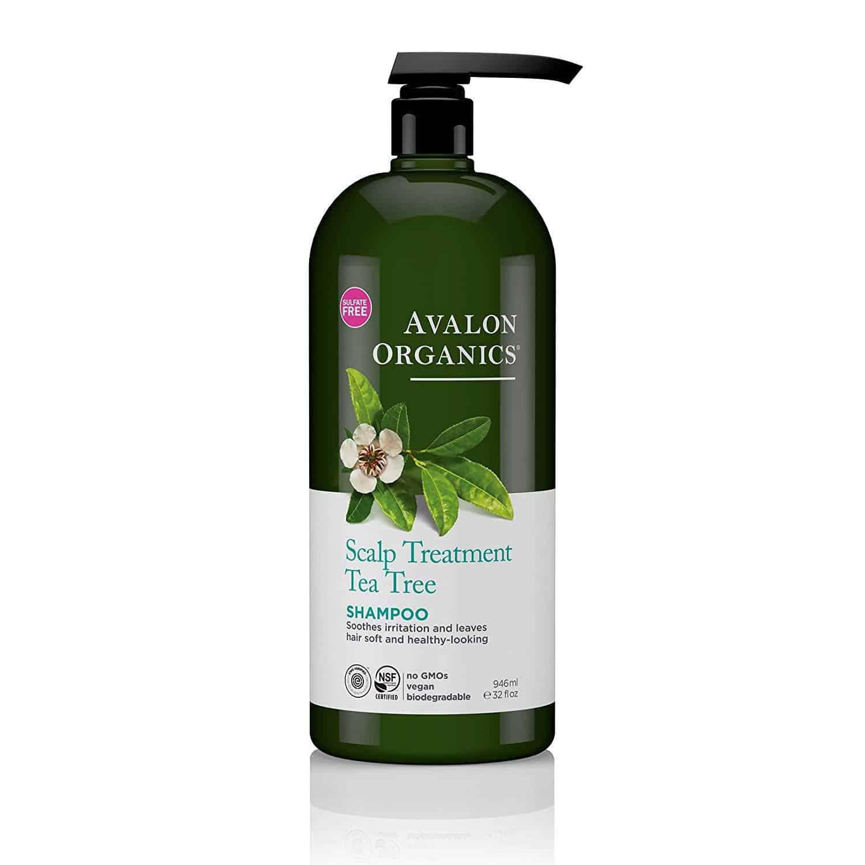 Avalon Organics Scalp Treatment Tea Tree Shampoo Review