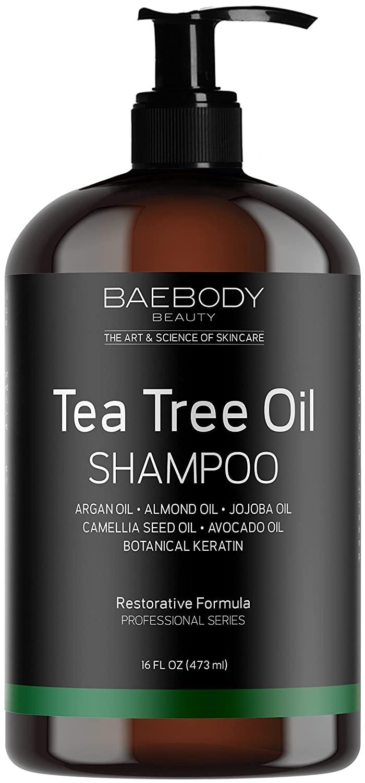Baebody Tea Tree Oil Shampoo Review