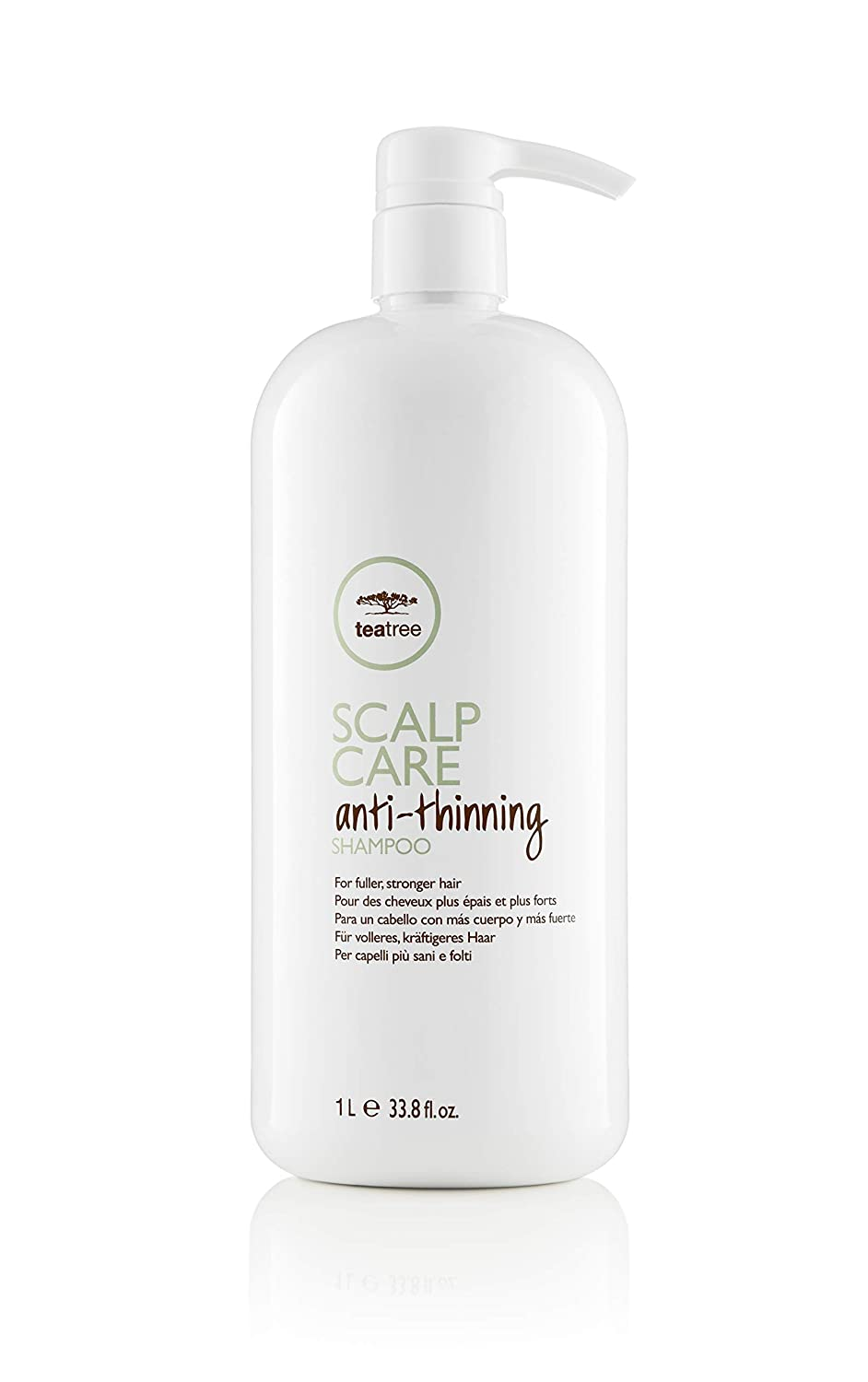 Paul Mitchell's Scalp Care Anti-thinning Shampoo Review